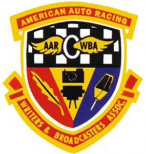 AARWBA logo sheild 285x300 2009 AUTO RACING ALL AMERICA TEAM SELECTED