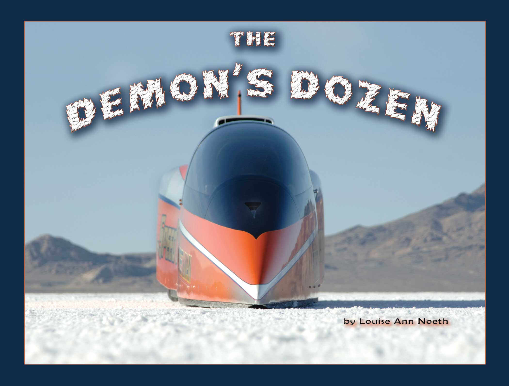 The Demon's dozen cover
