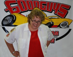 GG poster 300x233  LandSpeed Louise named 2009 Goodguys Woman of the Year