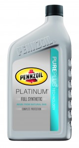 Pennzoil Platinum with PurePlus Technology Bottle