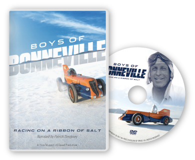 boysDVD Boys of Bonneville Documentary
