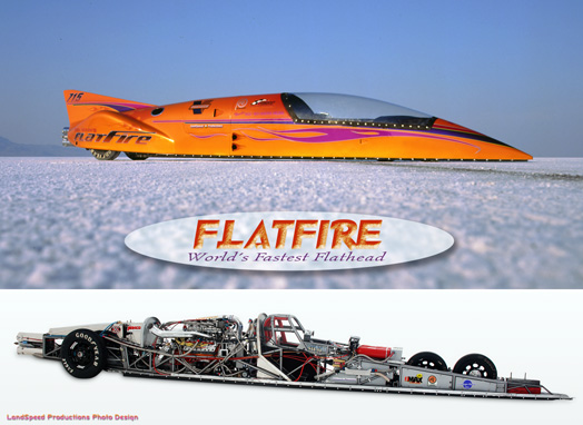 flatfire composite Graphic Design