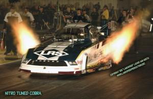 nitro tuned cobra 300x194 Gateway Motorsports Park   NHRA Midwest Nationals